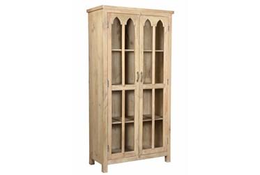 Arched 2 Door Cabinet