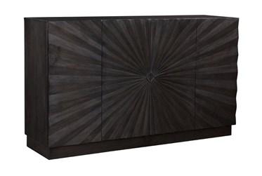 Sunburst 4 Door Cabinet