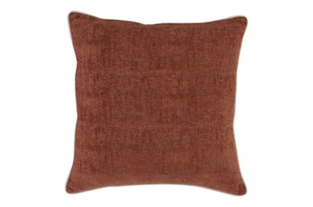 Accent Pillow - Antique Copper Textured 22X22