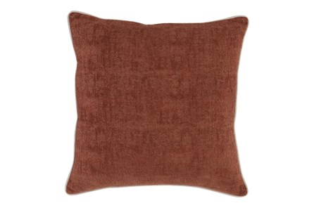 Accent Pillow - Antique Copper Textured 22X22 - Main