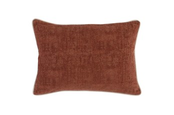 Accent Pillow - Antique Copper Textured 14X20