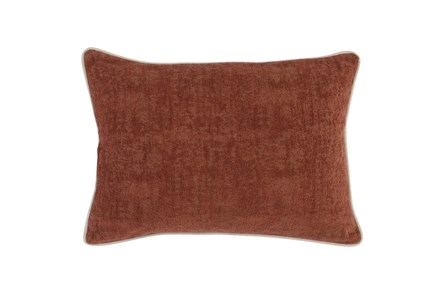 Accent Pillow - Antique Copper Textured 14X20 - Main