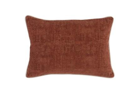 Accent Pillow - Antique Copper Textured 14X20 - Main