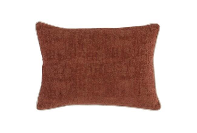 Accent Pillow - Antique Copper Textured 14X20 - 360