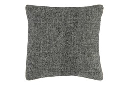Accent Pillow - Thyme Green Textured 22X22
