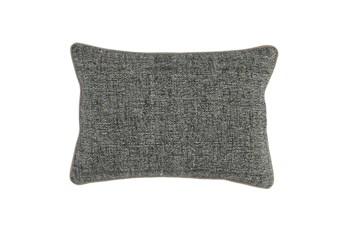 Accent Pillow - Thyme Green Textured 14X20