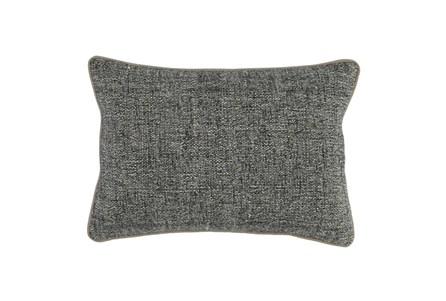 Accent Pillow - Thyme Green Textured 14X20 - Main