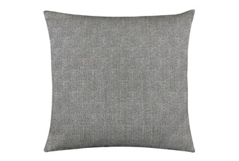 Accent Pillow-Anders Slate 22X22 By Nate Berkus And Jeremiah Brent