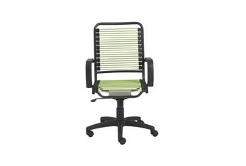 Bergen Green High Back Bungee Desk Chair