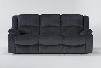 "Oakhurst Slate 87"" Reclining Sofa"