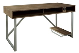 """Tidus Gaming 60"""" Desk With Usb"""