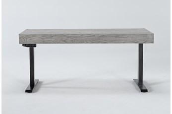 Brophy Sit-Stand Adjustable Desk