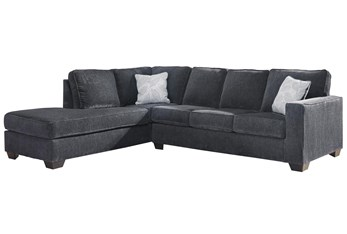 """Altari Slate 2 Piece 110"""" Sectional With Left Arm Facing Chaise"""