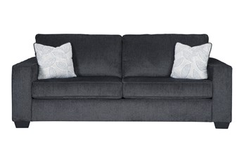 "Altari Slate 85"" Queen Sofa Sleeper"