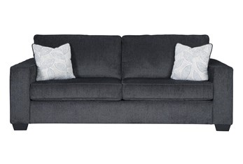 "Altari Slate 85"" Queen Sofa Sleeper"