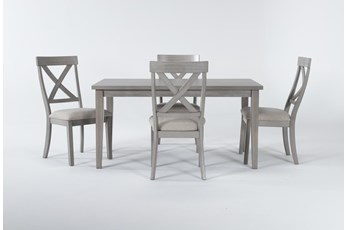 Parellen 5 Piece Dining Set