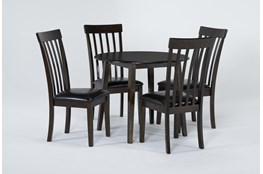 Hammis 5 Piece Dropleaf Dining Set