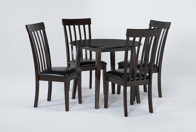 Hammis 5 Piece Dropleaf Dining Set - 360