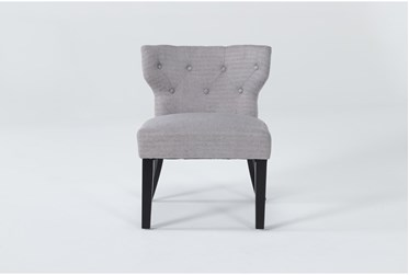 Ella II Light Grey Accent Chair
