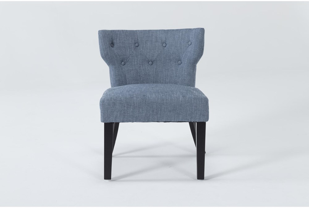 Ella II Blue Accent Chair