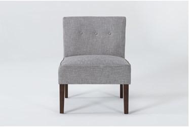Rosie II Grey Accent Chair
