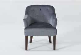 Amy II Grey Accent Chair