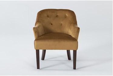 Amy II Ochre Accent Chair