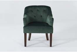 Amy II Emerald Accent Chair