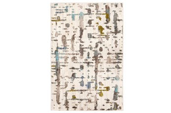 24X36 Rug-Speckled Oyster