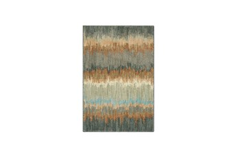 24X36 Rug-Gradient Abyss Blue