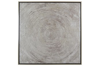 Picture-40X40 Tree Rings