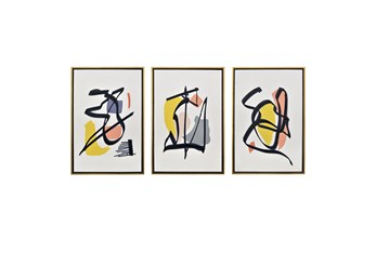 Picture-24X36 Overture Set Of 3
