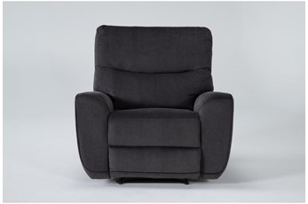 Ronan Steel Power Recliner