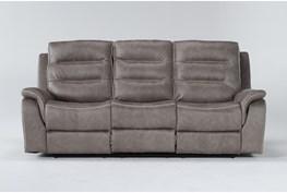 "Sirus 87"" Power Reclining Sofa"