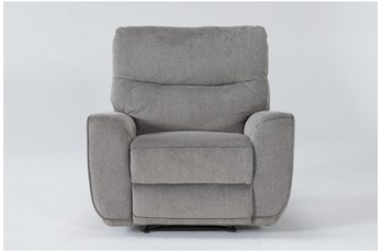 Ronan Oatmeal Power Recliner