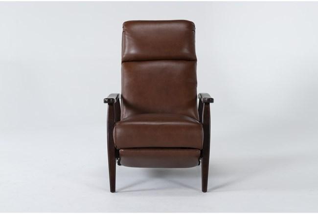 Tara Leather Recliner - 360
