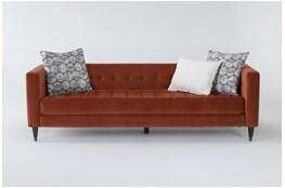 Tate IV Velvet Estate Sofa