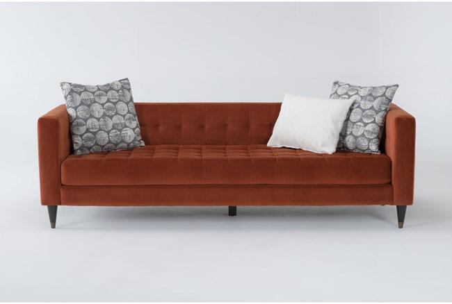 Tate IV Velvet Estate Sofa - 360