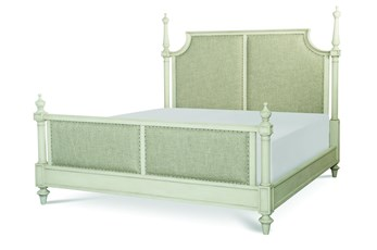 Halifax Eastern King Upholstered Bed