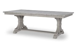 Bridgeport Extension Trestle Dining Table