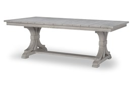 Bridgeport Extension Trestle Dining Table