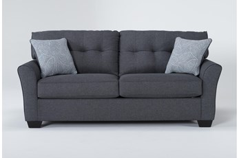 "Jacoby Slate 78"" Full Sofa Sleeper"
