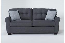 """Jacoby Slate 78"""" Sofa"""