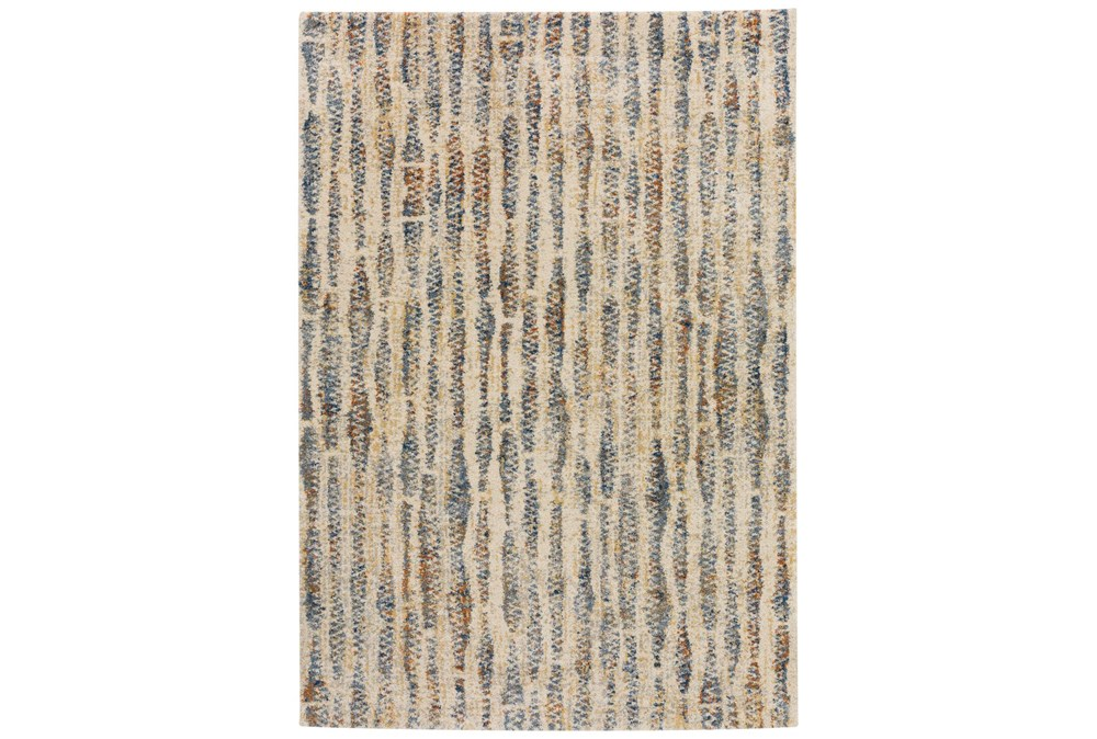 "3'3""x5'1"" Rug-Agate Flow Blue/Multi"