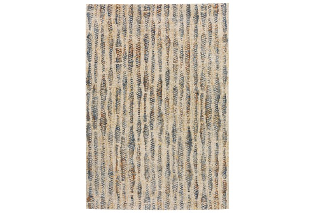 "3'3""x5'1"" Rug-Agate Flow Blue/Multi - 360"