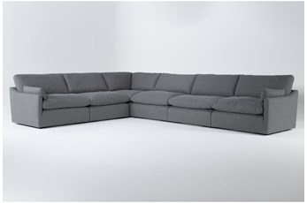 Jil II 6 Piece Sectional