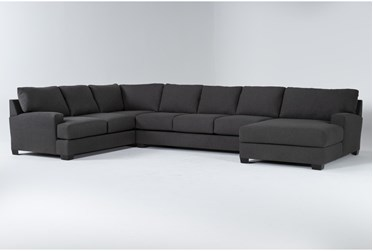 Medford 3 Piece Sectional With Right Arm Facing Chaise