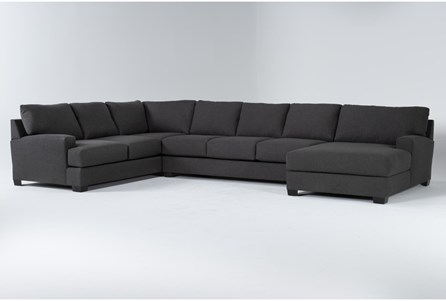 Medford 3 Piece Sectional With Right Arm Facing Chaise - Main
