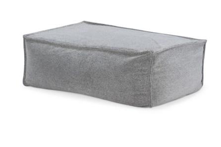 Comfy Upholstered Ottoman - Main