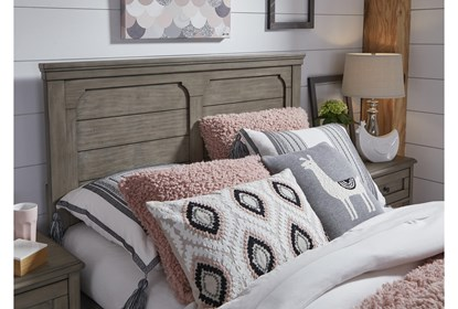 Mckinney Twin Mansion Bed Living Spaces